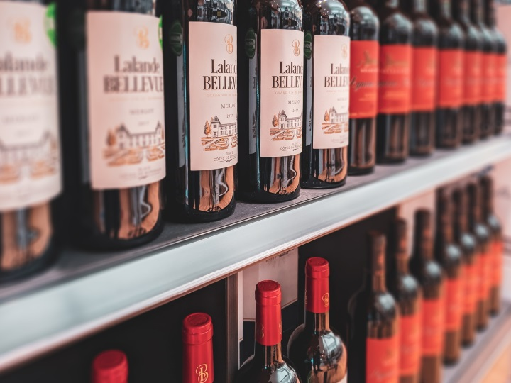 Preventing Alcohol Theft by Using Bottle Security Tags