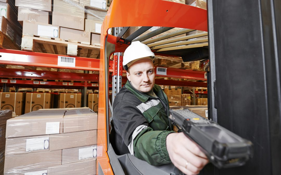RFID Stock Control and Management Systems